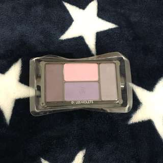 ECRIN 4 Violet Shades Eye Shadow