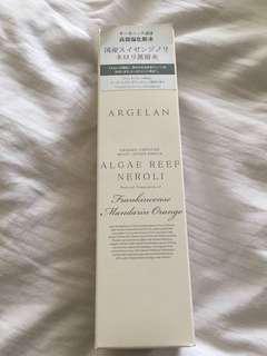 Organic facial cleanser, Argelan (Tokyo based brand)