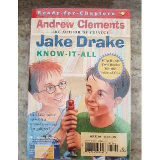 Homeschool Curriculum : Jake Drake : Know-It-All and Bully Buster