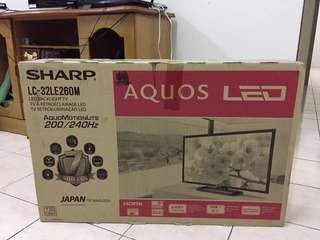 Sharp LED Television