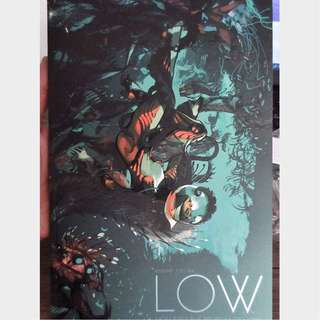 LOW vol 1 Graphic Novel, Rick Remender Greg Tocchini