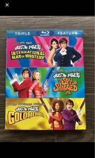 Blu-Ray - Austin Powers Triple Movies