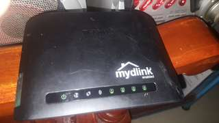 Dlink dir 600l wifi router