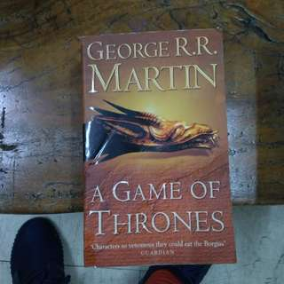 George R.R. Martin's A Game of Thrones