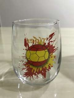 Spain World Cup Beer Glass