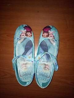 Elsa theme - children's shoe