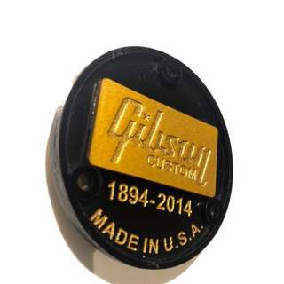 Gibson custom shop toggle switch