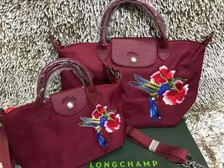 SALE!! Longchamp Bag (Mother and Daughter Edition)