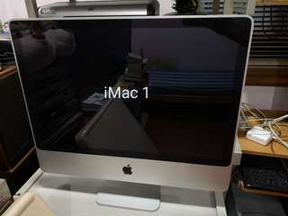Defective iMac (2 units available)