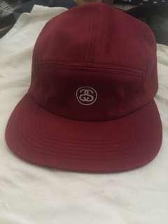帽 STUSSY CAMP CAP