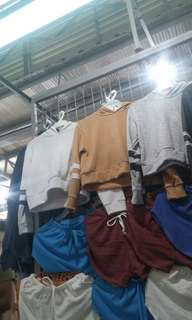 Hoody/Croptop/Jacket