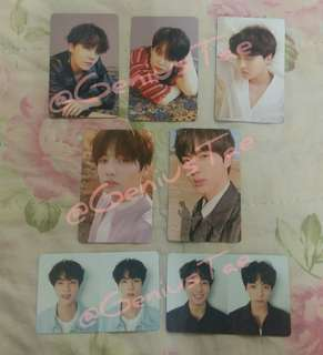 [WTT] BTS Love Yourself : Tear Photocard