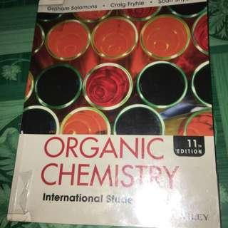 Organic Chemistry 11e by Solomons
