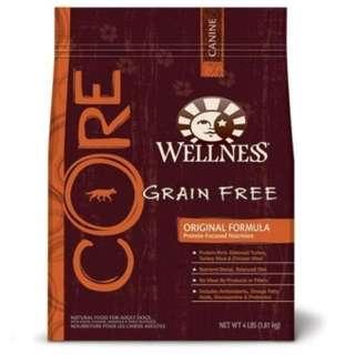 Wellness Core Original Dog Food 24lb