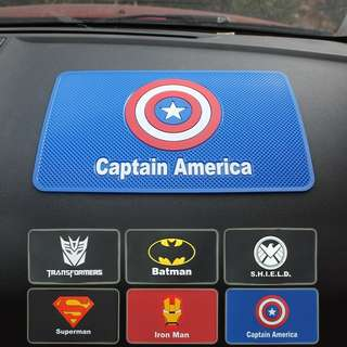 Inc📮,Ready stock:Marvel anti slip dashboard mat