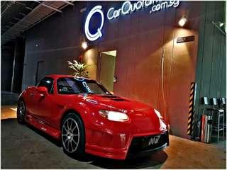Mazda Roadster 2.0