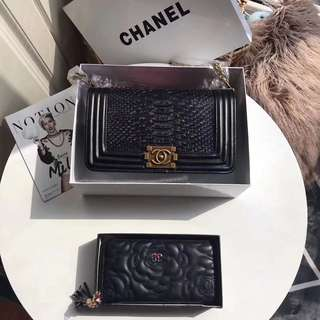 (PROMO) 2 IN 1 Chanel