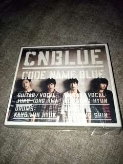 CNBLUE Code Name Blue