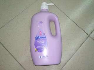 [2+1] Johnson's bedtime baby bath (1000mL)