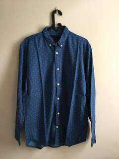 Tirajeans Flannel Shirt (Kemeja Flanel)