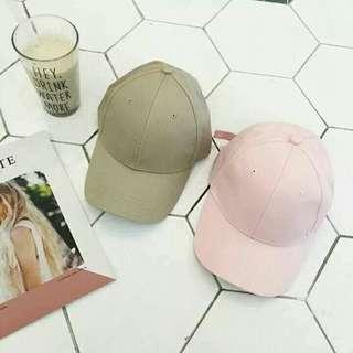 KOREAN INSPIRED CAPS