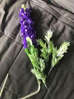 Fake flowers kit