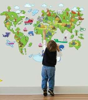 wall sticker world jumbo