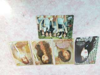 G-friend Yes Card