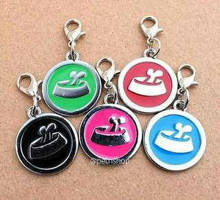 Dog Tag with Personalized Pets Name