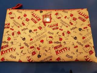 Samentha Vega Hello Kitty hand carry bag