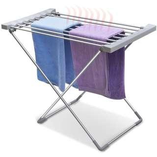 家用TA012靜音易折疊電熱晾衣架