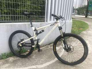 Cheapest USA Mongoose Full suspension bike