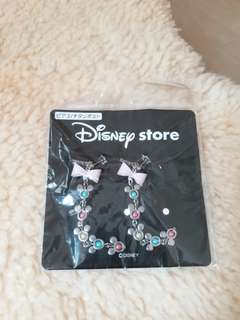 Disney earings 耳環