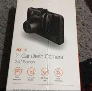 NX 10 dash camera cctv.