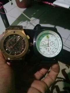 Jam tangan mewah untuk lelaki yg ingin tampil keren didepan wanita (timeismoney)