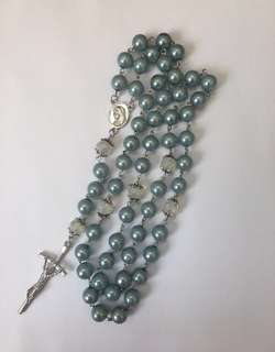 ROSARY (your own choice of color)