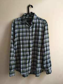 DAPP Flannel Shirt (Kemeja Flanel)