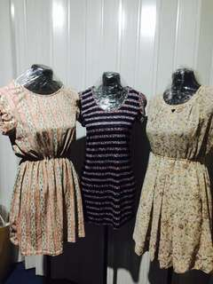 Get these 3 Dresses for only 200