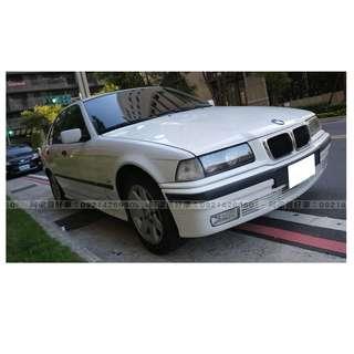 1998年-BMW-318『輕鬆低月付』怎麼輕鬆貸.讓我來幫你!