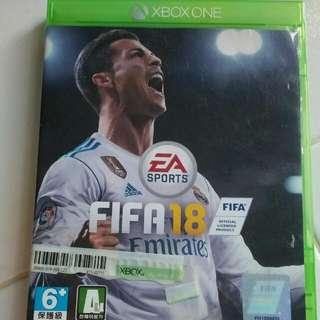 Xbox One S Fifa 18