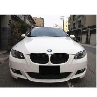 2009年-BMW-335
