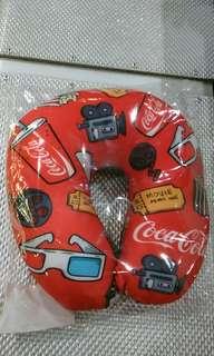 Coca-Cola 可口可樂 頸枕