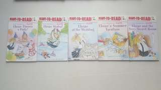 Eloise Books by Kay Thompson easy readers