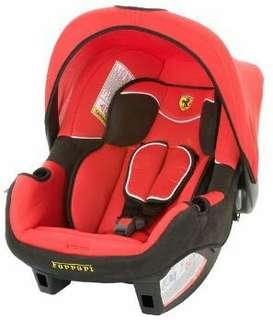Ferrari Infant Carrier