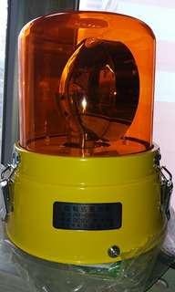 工程車閃燈