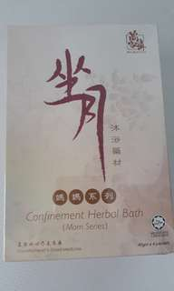 Confinement Herbal Bath (Mom Series)