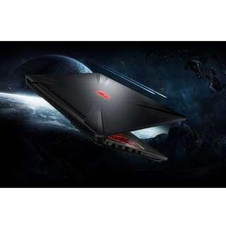 Laptop Asus Gaming Terbaru FX504GD Bisa Kredit Tanpa Kartu Kredit