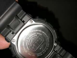 Gshock-slightly used
