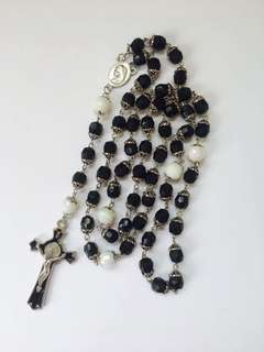 ROSARY ( your own choice of color)