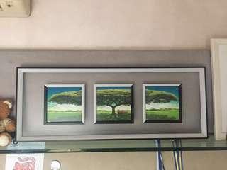 🚚 Beautiful & Inspiring Tree 🌳 Painting